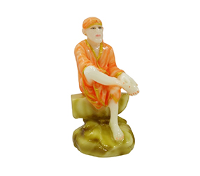 Sai baba Idol (marble Dust)