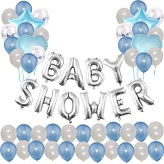 Baby Shower party decoration balloons