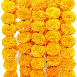genda Phool Mala - Pack of 5
